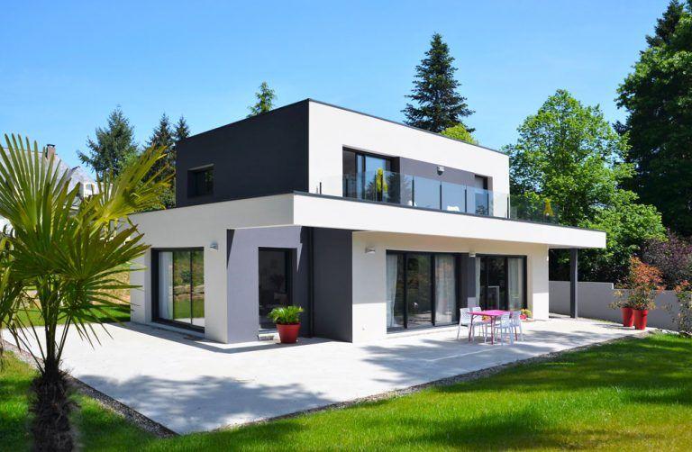Tendances Magazine Actualites Immobilier Plan Maison Contemporaine Maison Contemporaine Maison