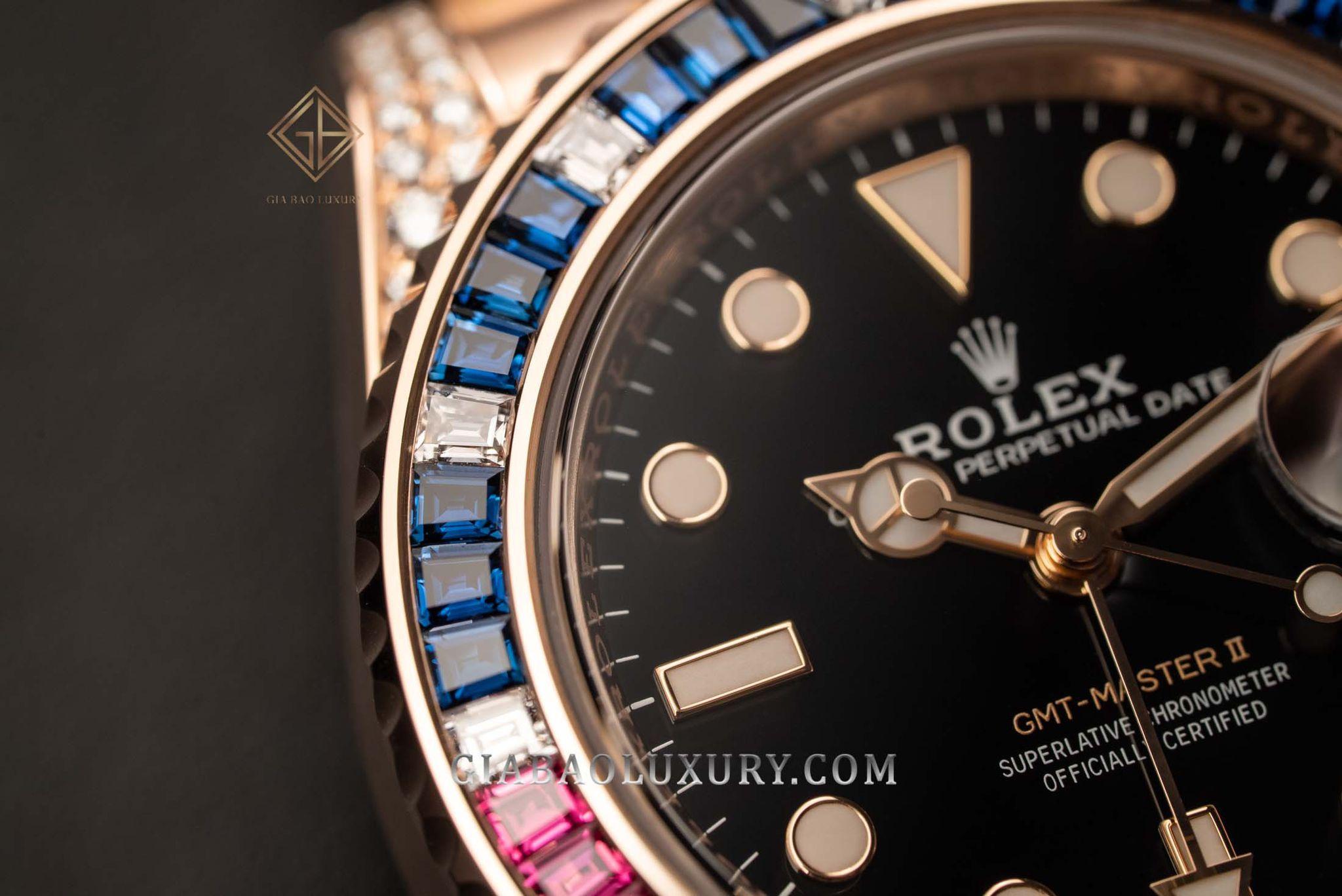 Đồng Hồ Rolex GMT-Master II 126755 SARU trong 2020 | Rolex, Đồng hồ, Đồng  hồ rolex