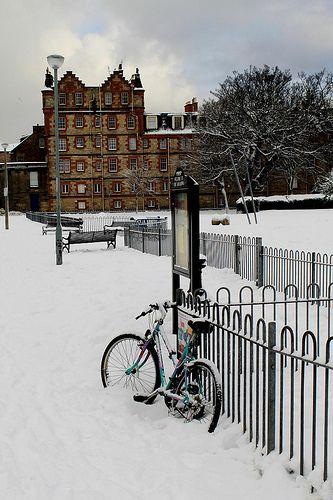 Edinburgh In Snow Edinburgh Edinburgh Scotland Places To See