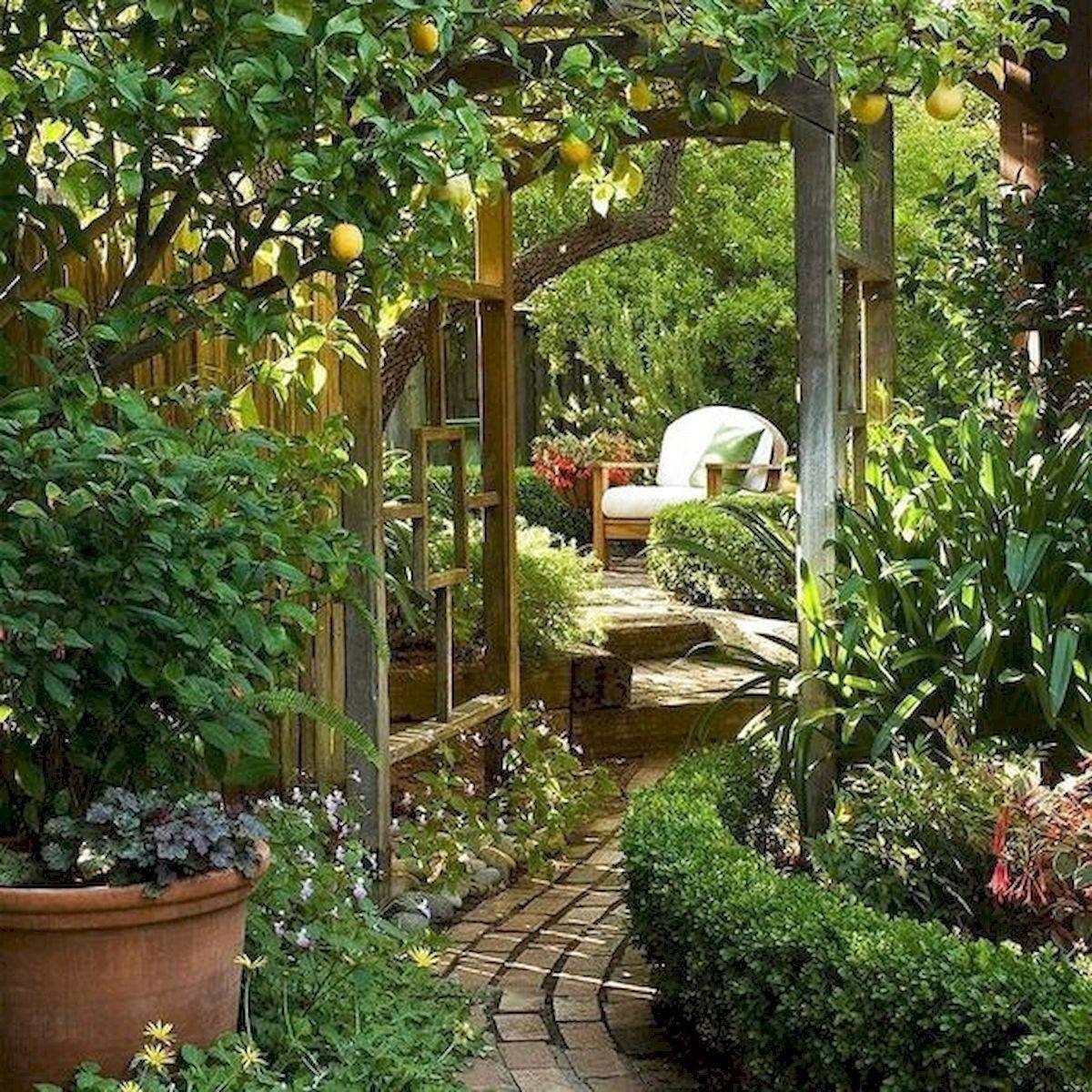 45 Beautiful Pinterest Garden Decor Ideas Cottage Garden