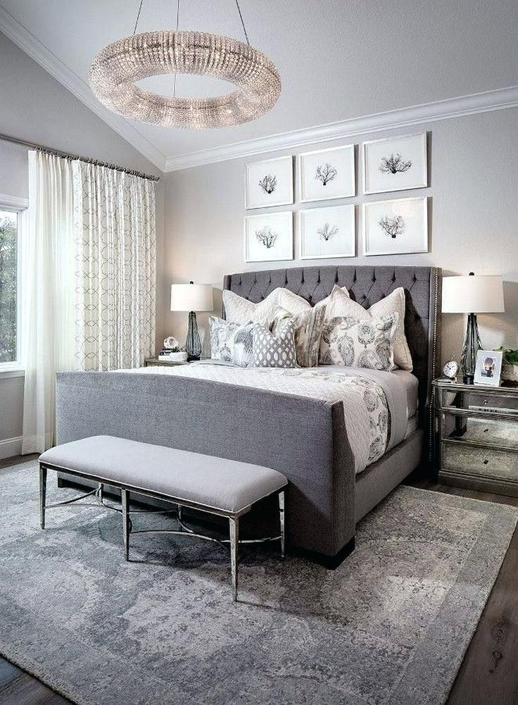 12 X 14 Bedroom Decor Bedroom Home Decor And Interior Decorating Ideas Gray Master Bedroom Master Bedrooms Decor Cozy Master Bedroom