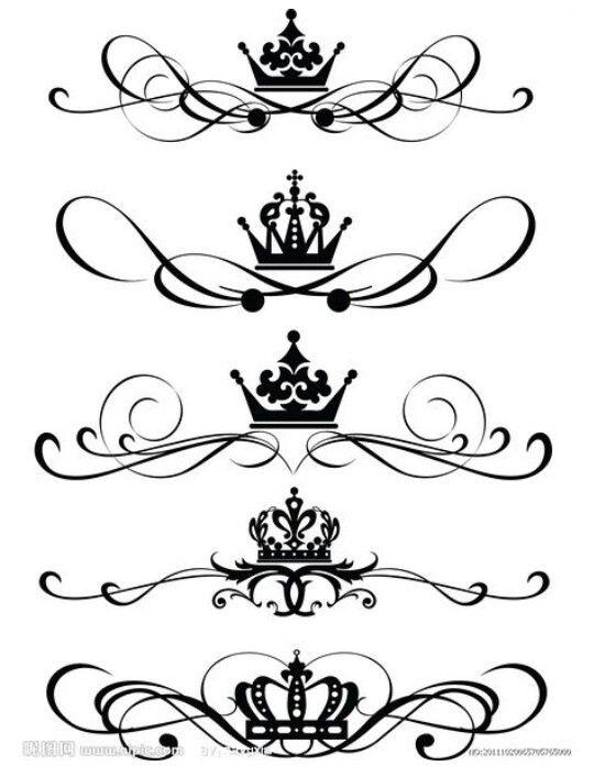 One Line Ascii Art Crown : More crowns tattoos Ένα Τατουάζ pinterest tatuajes