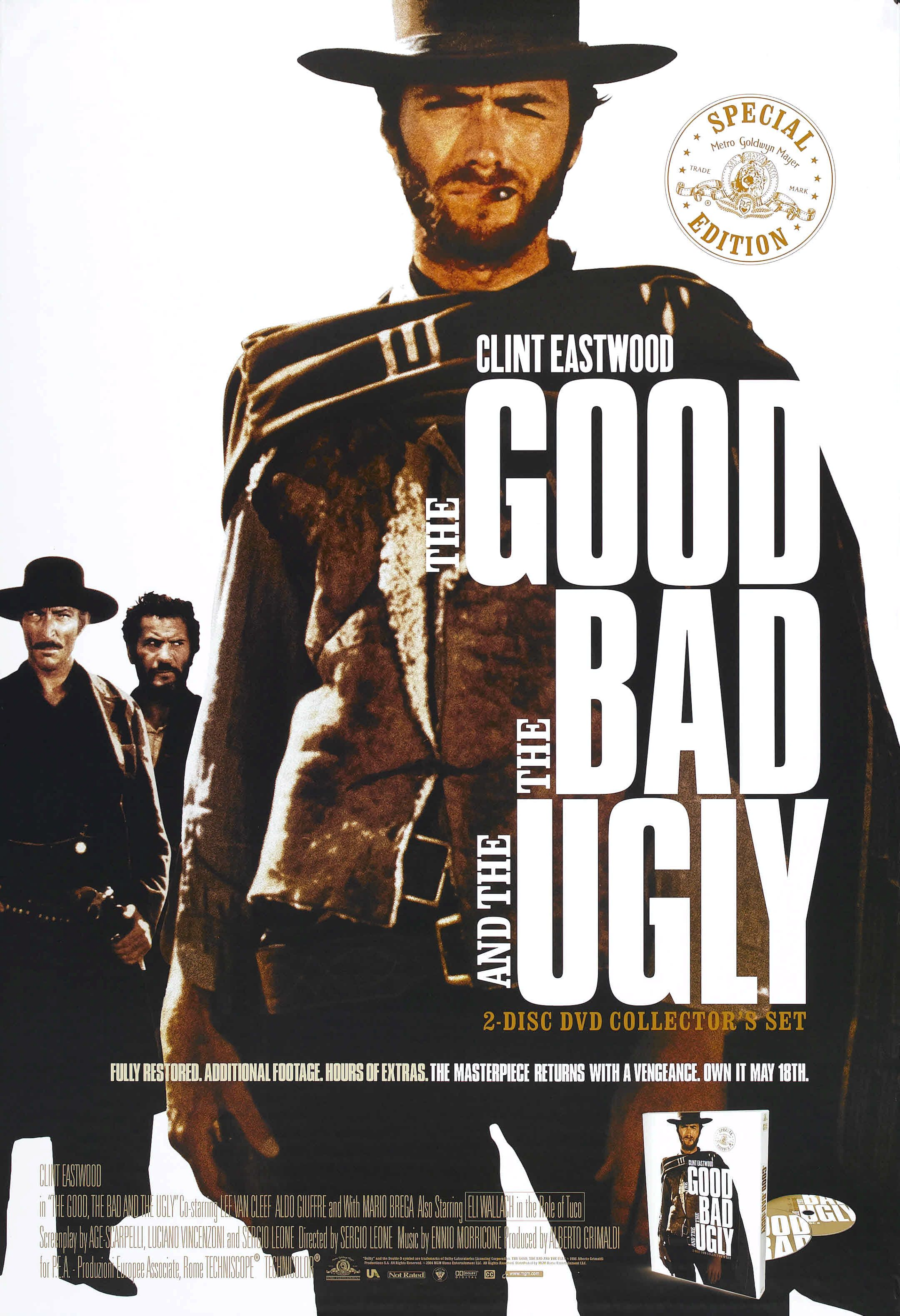 The Good, the Bad and the Ugly (1966) | Quentin Tarantino\'s ...