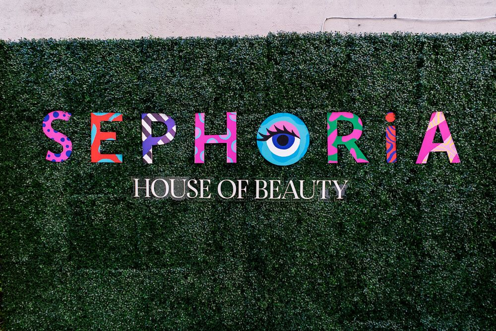 Sephoria House Of Beauty By Sephora Andreea Robescu In 2020 House Of Beauty Sephora Beauty