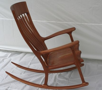 Cherry Rocking Chair Chair Rocking Chair Home Decor