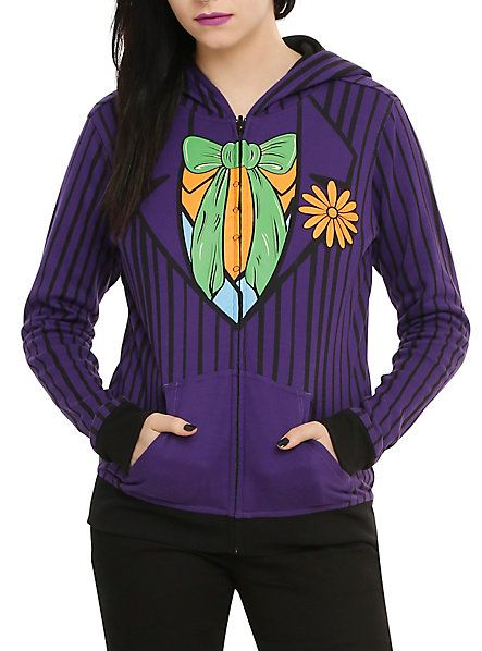 DC Comics Joker u0026 Harley Quinn Reversible Girls Costume Hoodie   Hot Topic  sc 1 st  Pinterest & DC Comics Joker u0026 Harley Quinn Reversible Girls Costume Hoodie   Hot ...