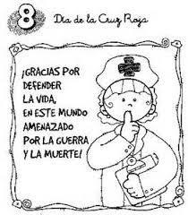 Edublog E G C Dia De La Cruz Roja Internacional Character Fictional Characters Snoopy