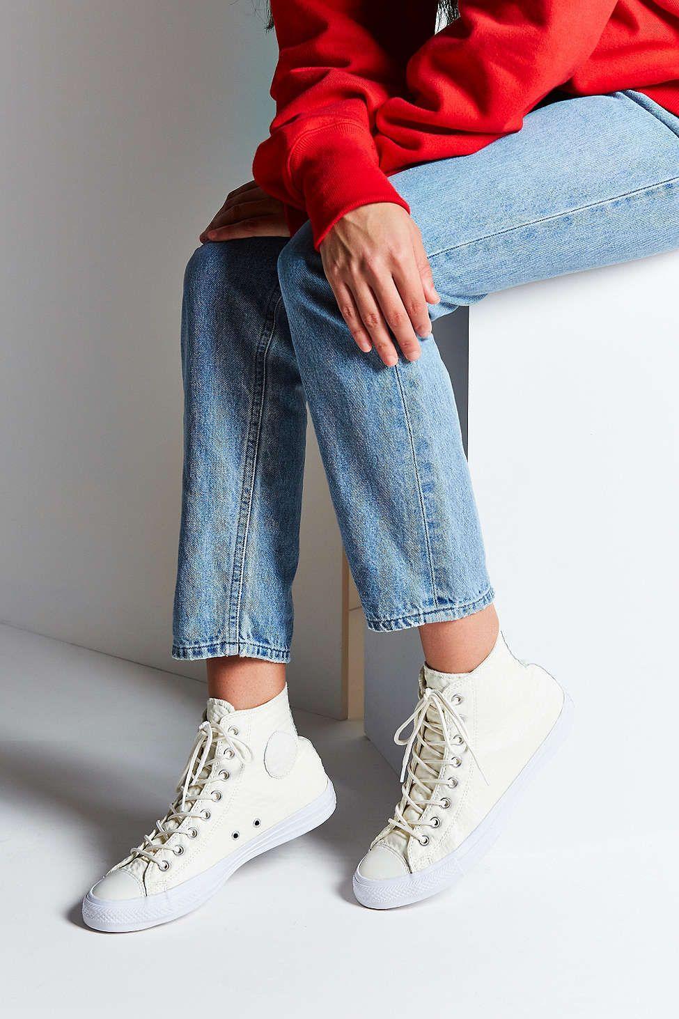 Mandrin Inverse Taylor Tous Les Bateaux Étoile Sneaker Haut (des Femmes) Vente Pas Cher Grand 2018 Nouvelle Vente En Ligne 100% Garantie De Vente En Ligne Très Bon Marché BQAmCGA0