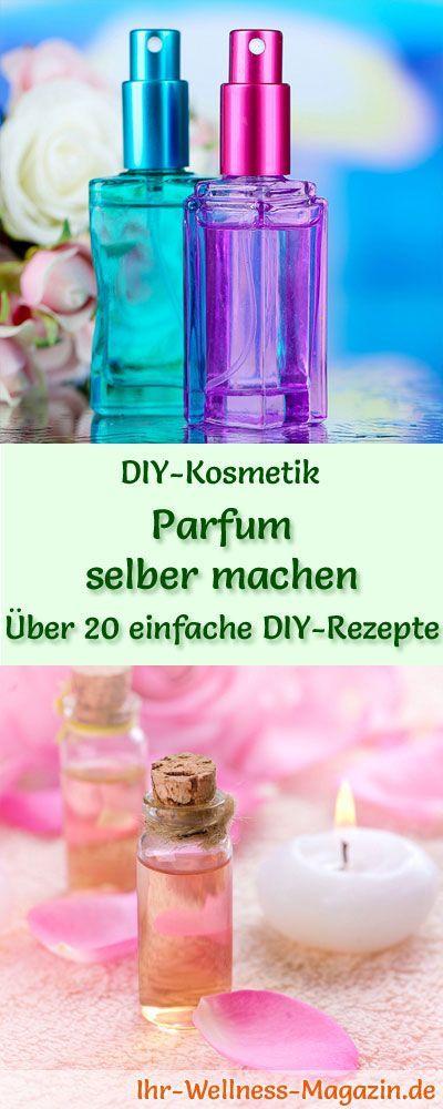 Eigenes Parfum selber mischen – 25 einfache Rezepte