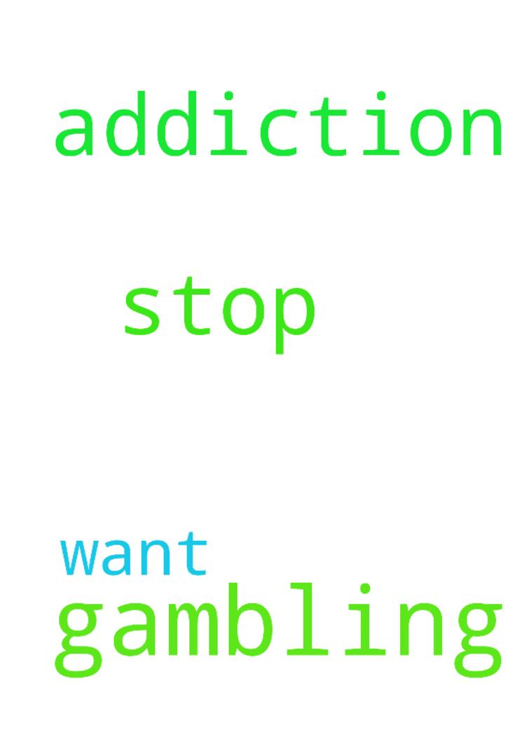I want to stop gambling horizon casino phone number