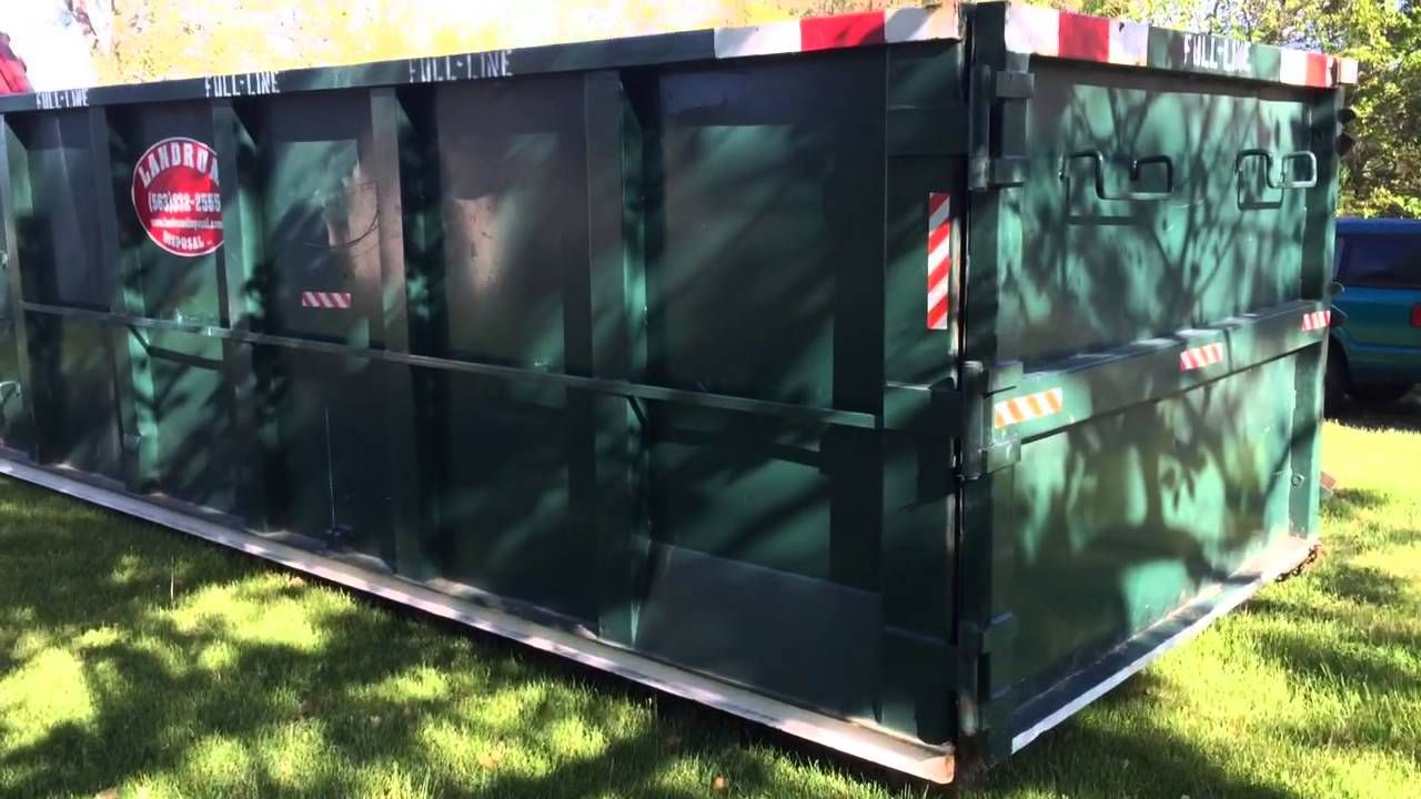563 3322555 quad cities residential dumpster rental