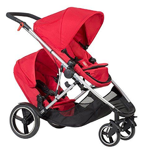 Special Offers - Phil and Teds Voyager Stroller WITH Doubles Kit (Chilli) - In stock & Free Shipping. You can save more money! Check It (August 25 2016 at 01:02AM) >> http://babycarseatusa.net/phil-and-teds-voyager-stroller-with-doubles-kit-chilli/