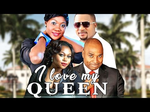 I love the queen -  Nigerian Movies 2016 Latest   Latest Nollywood Movie...