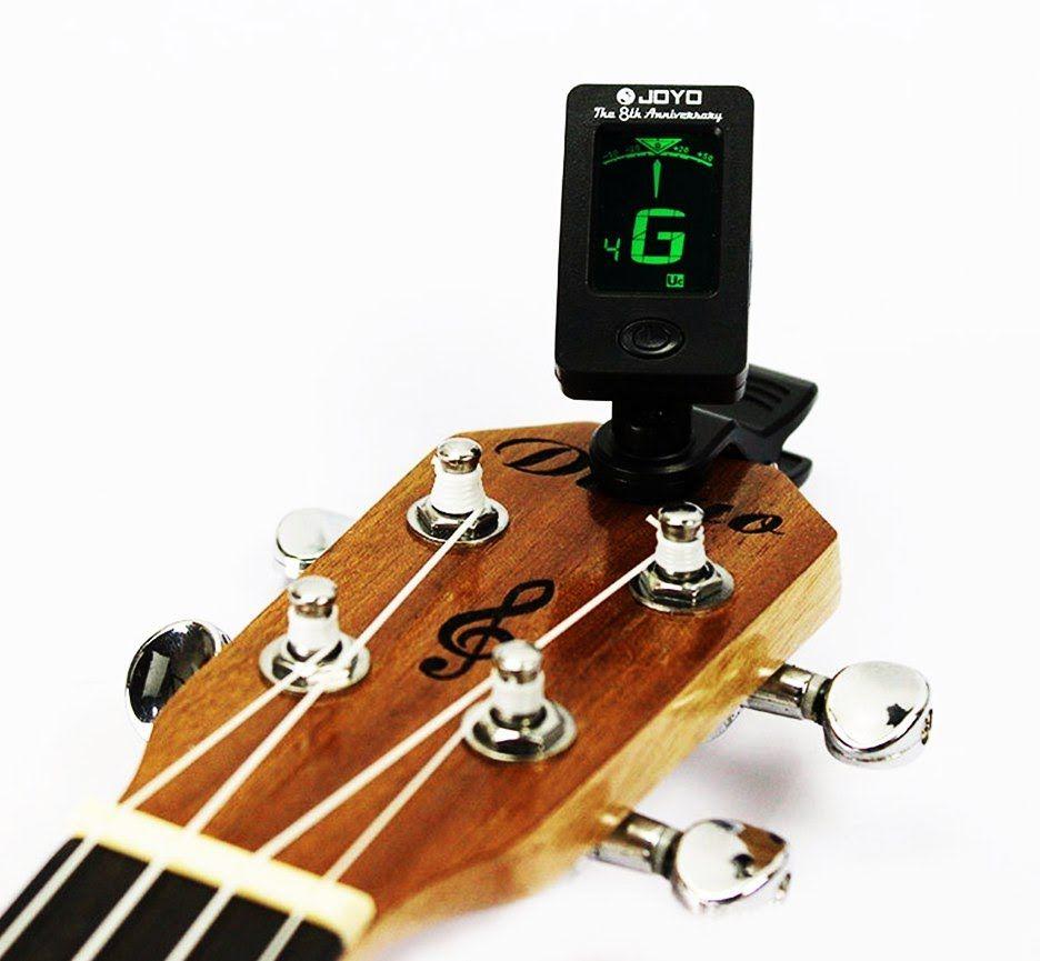 Инструкция по применению тюнера для гитары