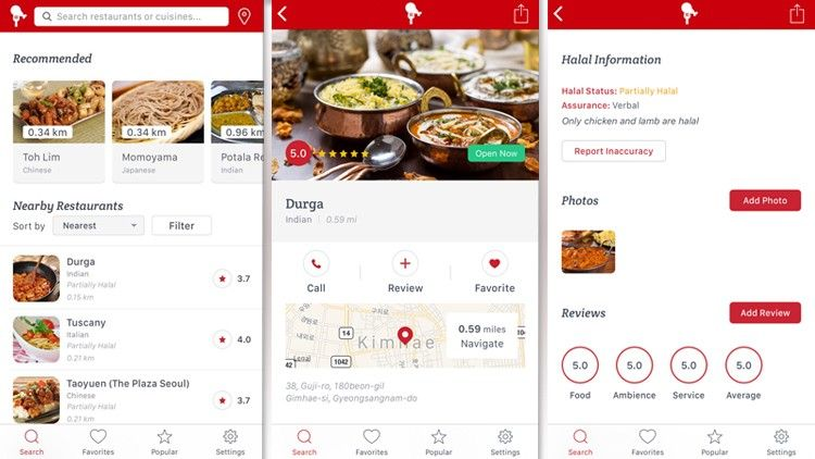 Halal Restaurant Guide App Launched For World Cup Fans Muslim