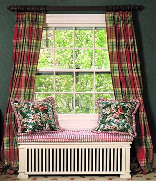 Alisaburke Diy Window Seat: 132 Living Room With Windows Seat