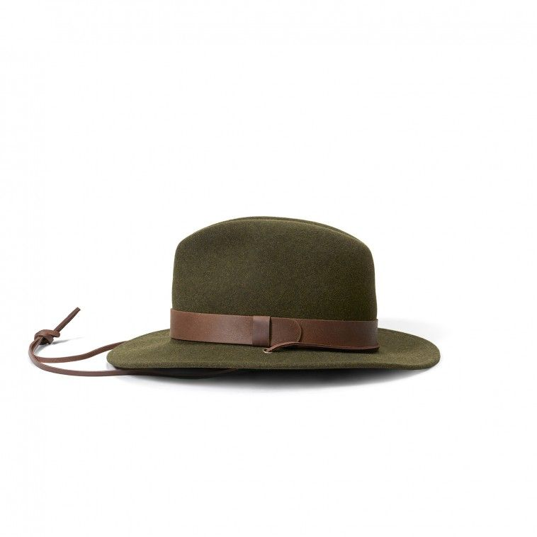 Forester Hat - Forest Green - SM