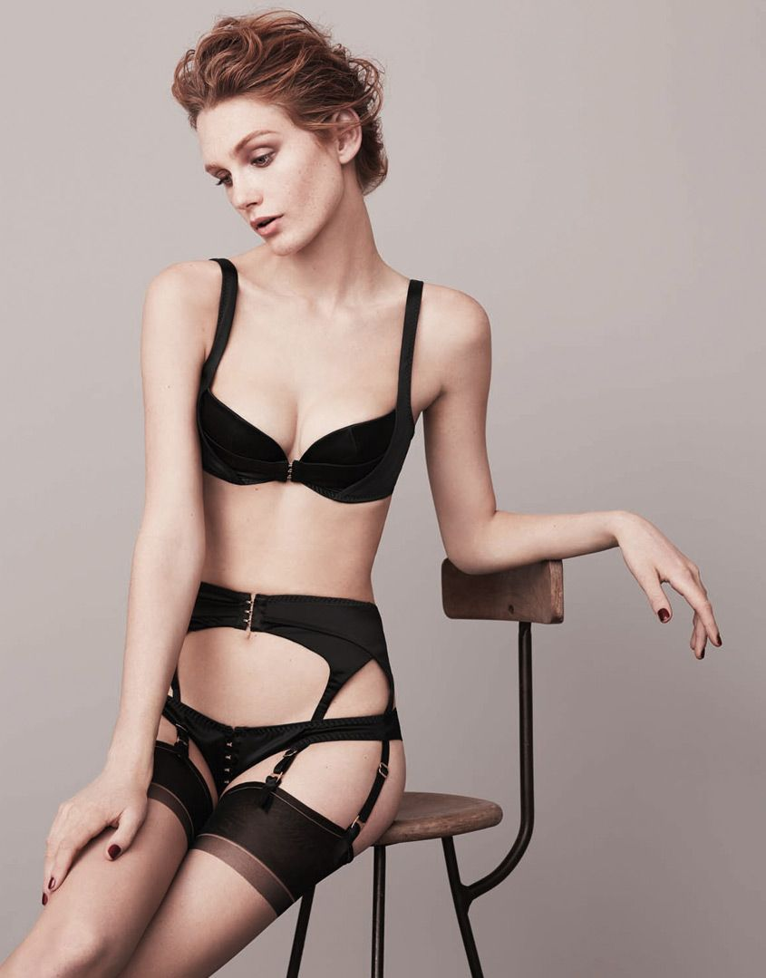 4ad3df4b9e9 Agent Provocateur Classics Collection New Photo Shoot -  Jena