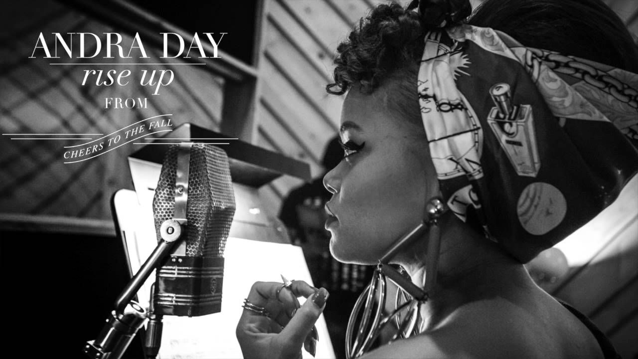 Andra Day - Rise Up [Audio] | Songs, Music songs, Good music