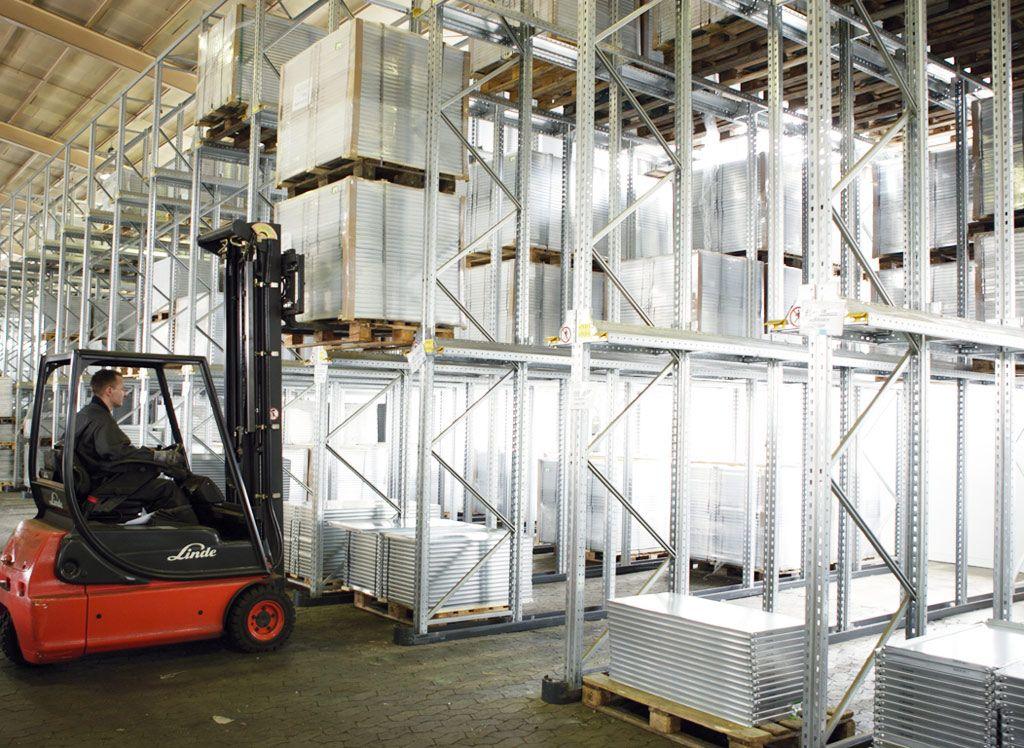 Pallet Racking Drive In Deepstor Dexion Pallet Racking Dexion Pallet Rack Pallet Scrubbers