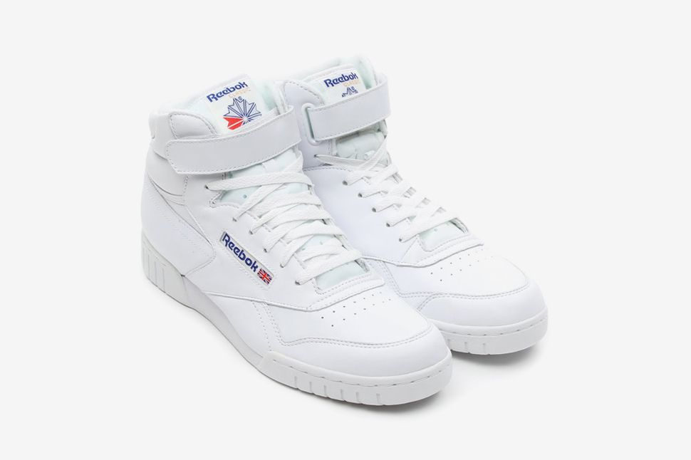 Reebok Classic Franchise 5 Ex-O-Fit Plus Hi (FRESHNGOOD.COM™). High Top  SneakersShoes ...