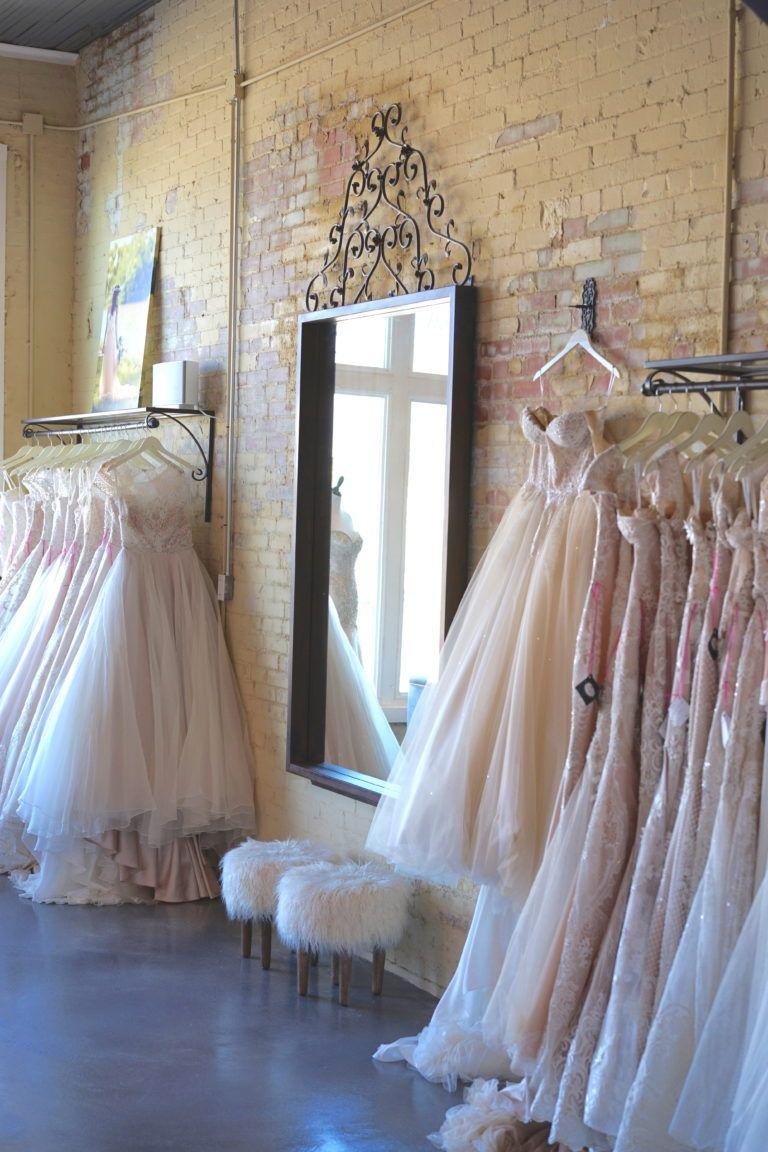 Dallas Bridal Boutique - The Blushing Bride boutique in Frisco ...