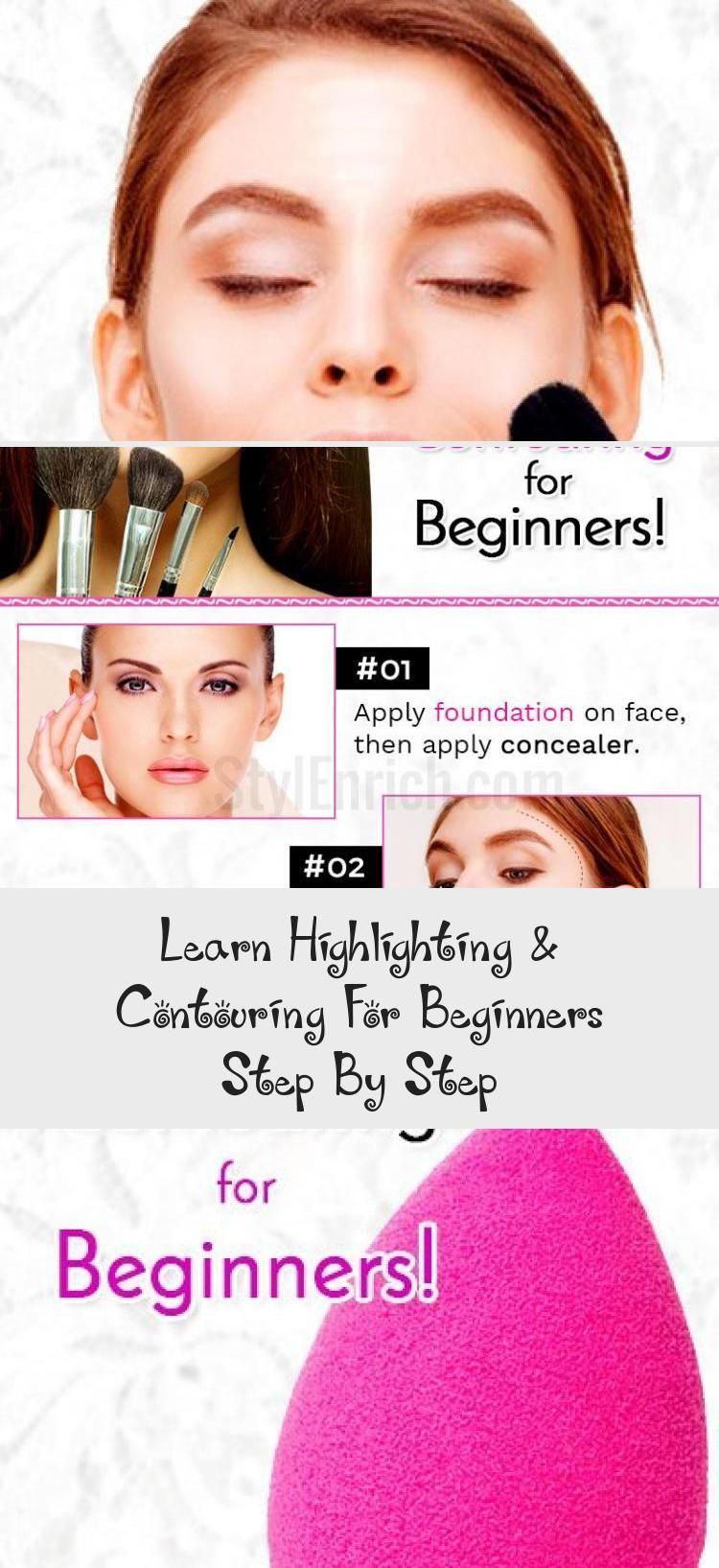 Photo of Learn Highlighting & Contouring For Beginners Step By Step… – MAKEUP