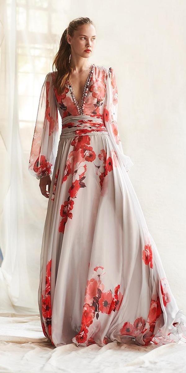 21 Gorgeous Fall Wedding Guest Dresses #weddingguestdress
