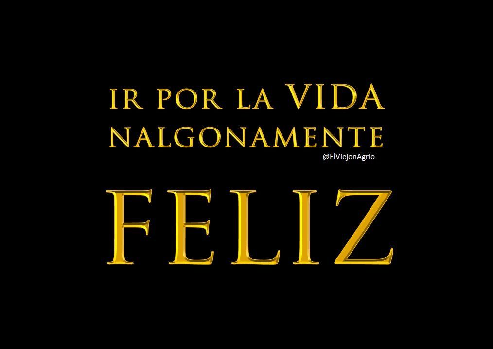 Feliz!!!!