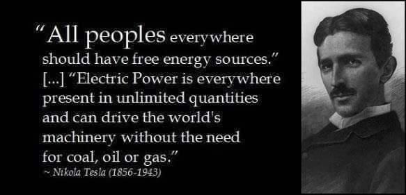Visionary Nikola Tesla quotes