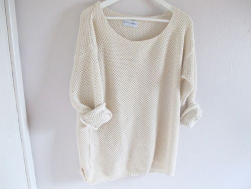 love baggy sweatshirts