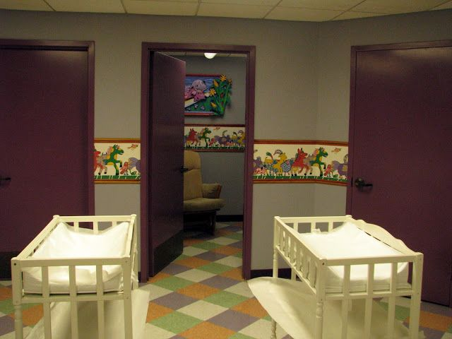 Baby Care Centers @ Disney World - A look inside one of the Baby Care Center - What to expect when visiting one
