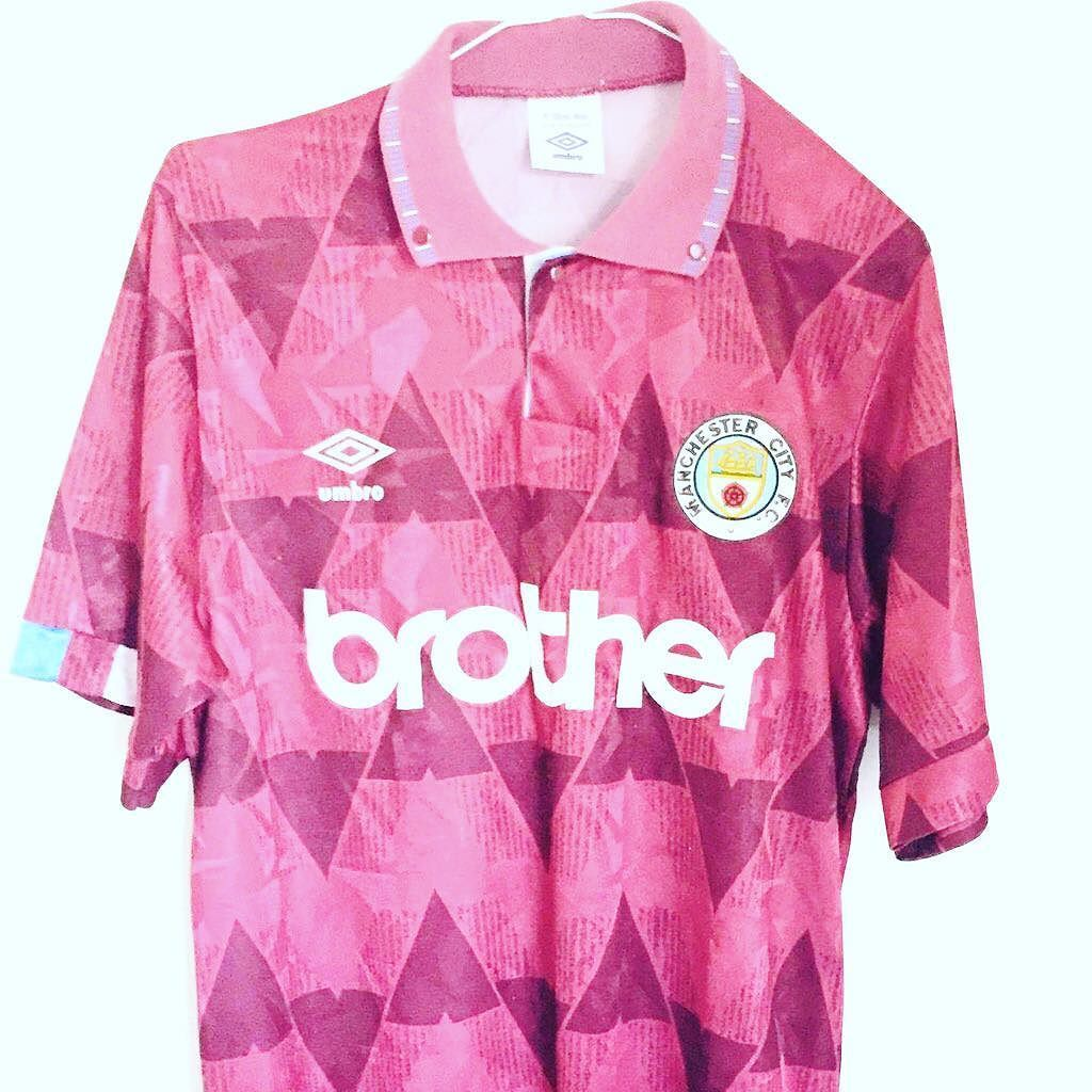 61ebdb3d0 1990-1992 Manchester City away shirt L - beaut of a City shirt for sale in  our shop #manchestercity #mcfc #city #football #footballshirt ...