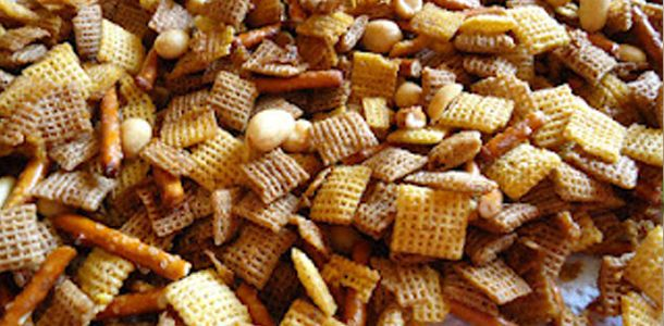 Homemade Chex mix is a favorite snack around our house. Many years ago I started using this recipe because it had instructions for cooking the Chex mix in the microwave, and it has been a tried and true standby in my recipe box ever since. Sure, it's convenient to …