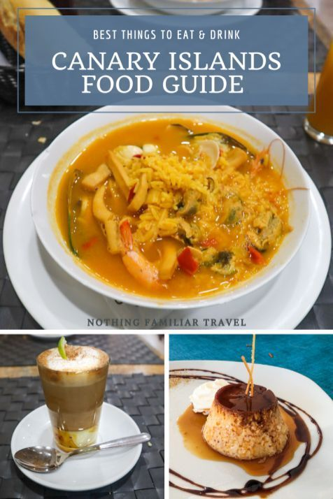 Photo of Canary Islands Food Guide: Best Things to Eat & Drink – Nothing Familiar