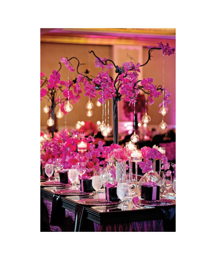 The Fanciest Wedding Centerpieces of All Time – DuJour