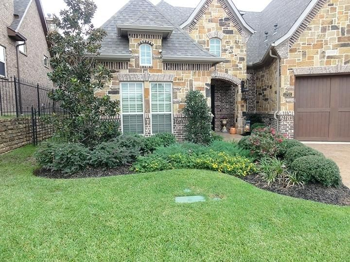 Landscape Ideas North Texas Landscaping For Front Yard In Idea