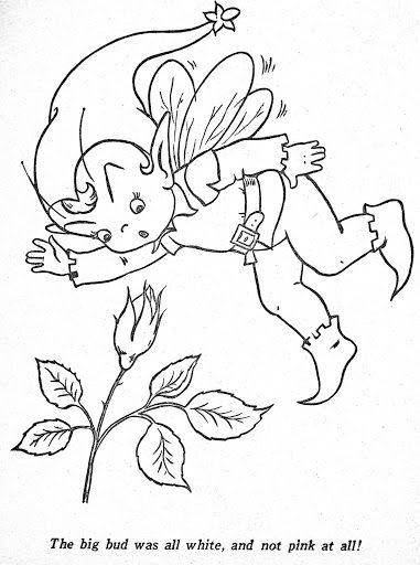 Coloring Book~Happy Elf - Bonnie Jones - Picasa Albums Web ...