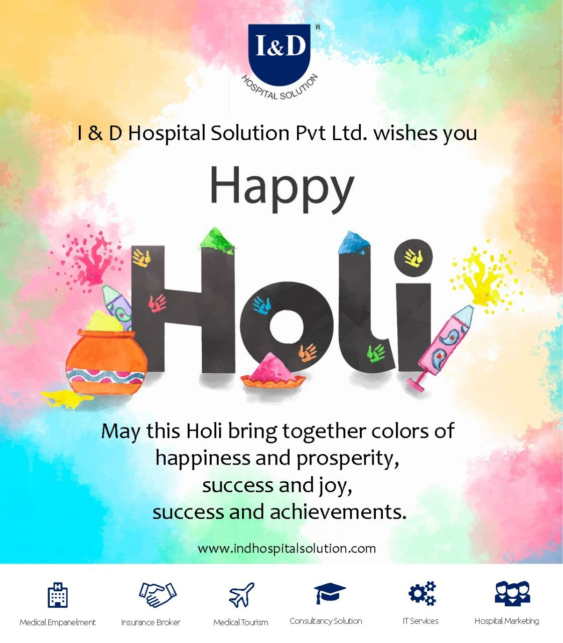 May The Lovely Colors Of Life Happiness And Love Fill Your Home