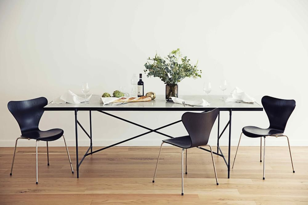 Dining table 230 esszimmer pinterest for Esstisch designklassiker