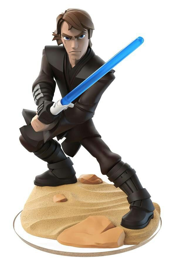 Disney Infinity 3.0 Figure: Anakin Skywalker (Wave 1, Twilight of the Republic Play Set, Included in Play Set or in Starter Pack)