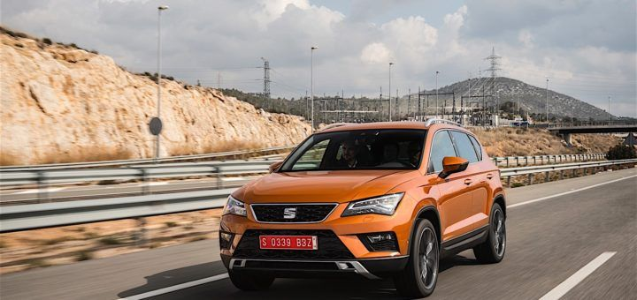 Seat Ateca Technical Specifications Fuel Consumption And Other