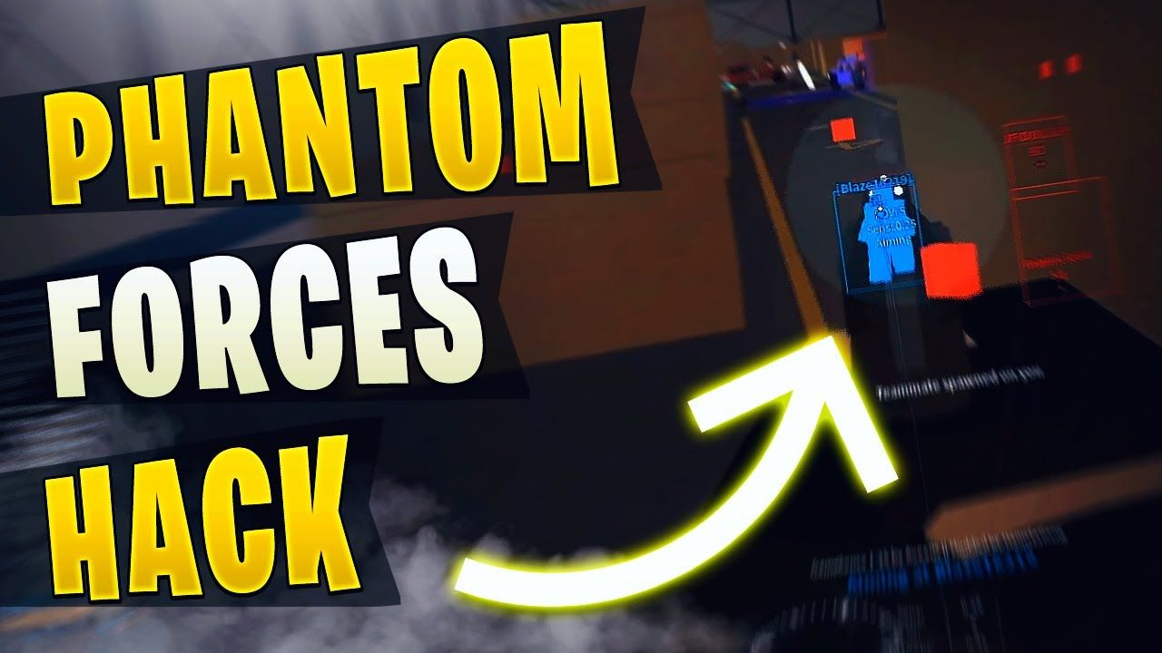 Phantom Forces Hack Script How To Download Hack Phantom Forces