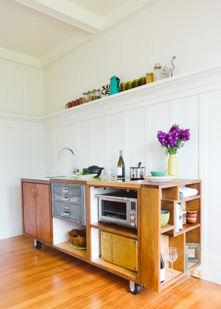 Photo of Kitchen of the Week: The Movable Kitchen from ModNomad Studio – Remodelista