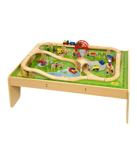 Toys Train Set & Table- Want! | Parenting tools and tricks ...