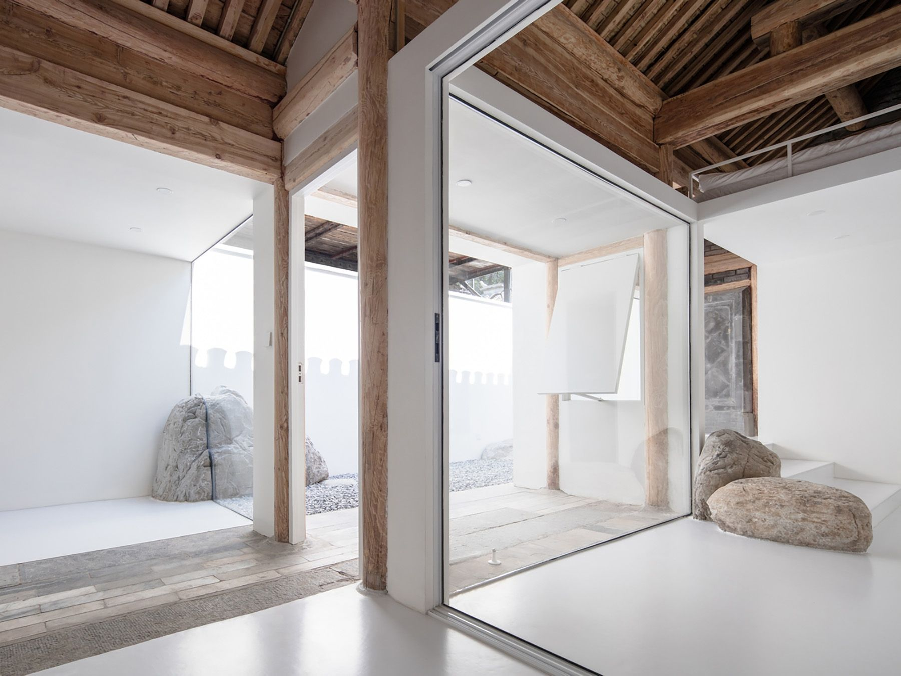 Home interior icon a hutong home reimagined in beijing  chinese architecture beijing