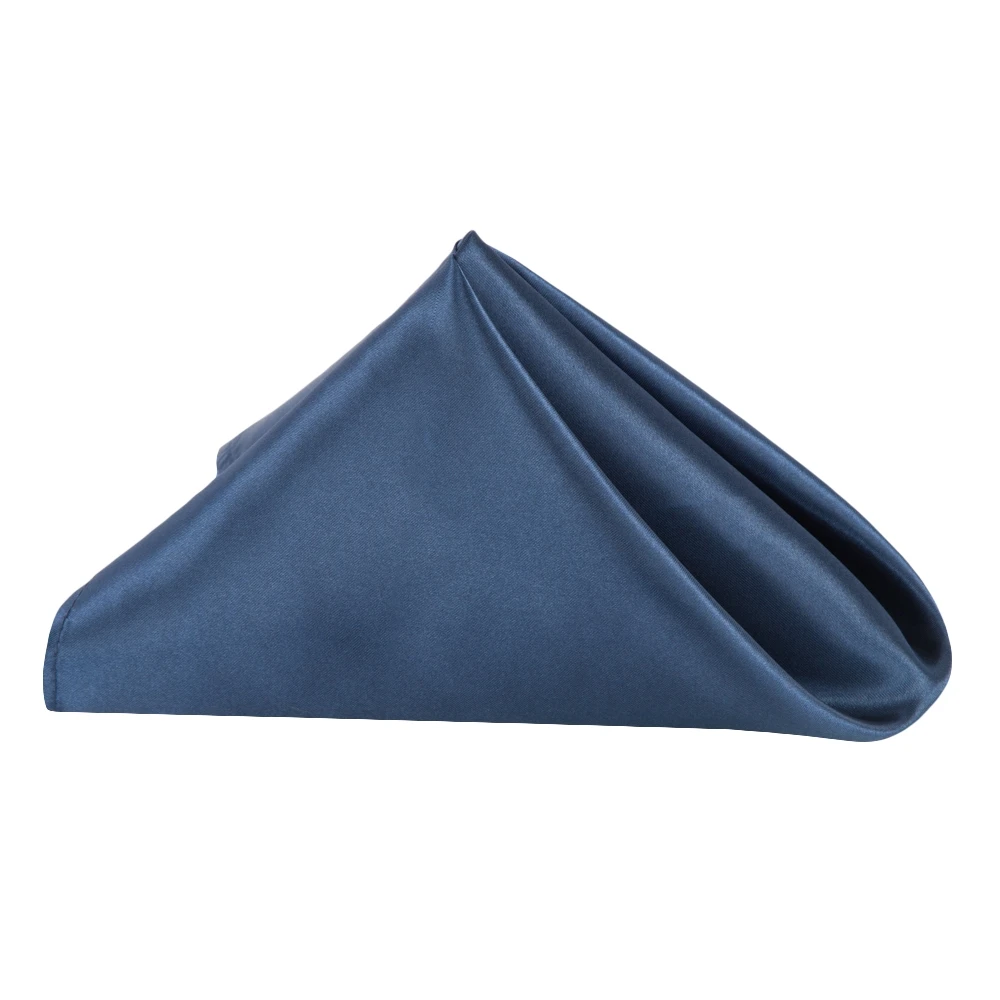 """Satin Napkin 20""""x20"""" Navy Blue in 2020 Special events"""