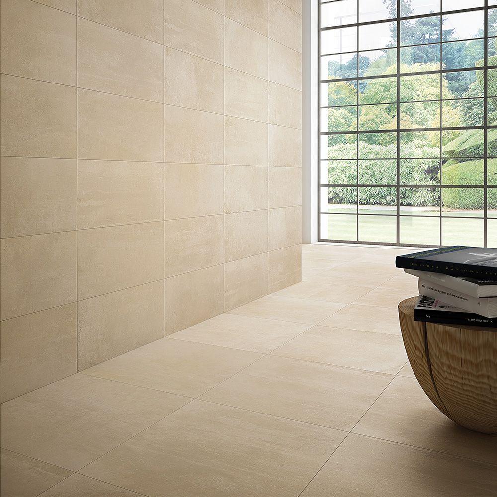 carrelage int rieur effet b ton cir 80x80 grigio naturel. Black Bedroom Furniture Sets. Home Design Ideas