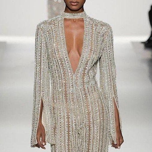 Jonathan ✨ Simkhai ✨#stunning #💗 #fashiondesigner #runway #model #style #designer #jonathansimkhai #outfit #sexy #2017fashion #glamour 📸@jonathansimkhai