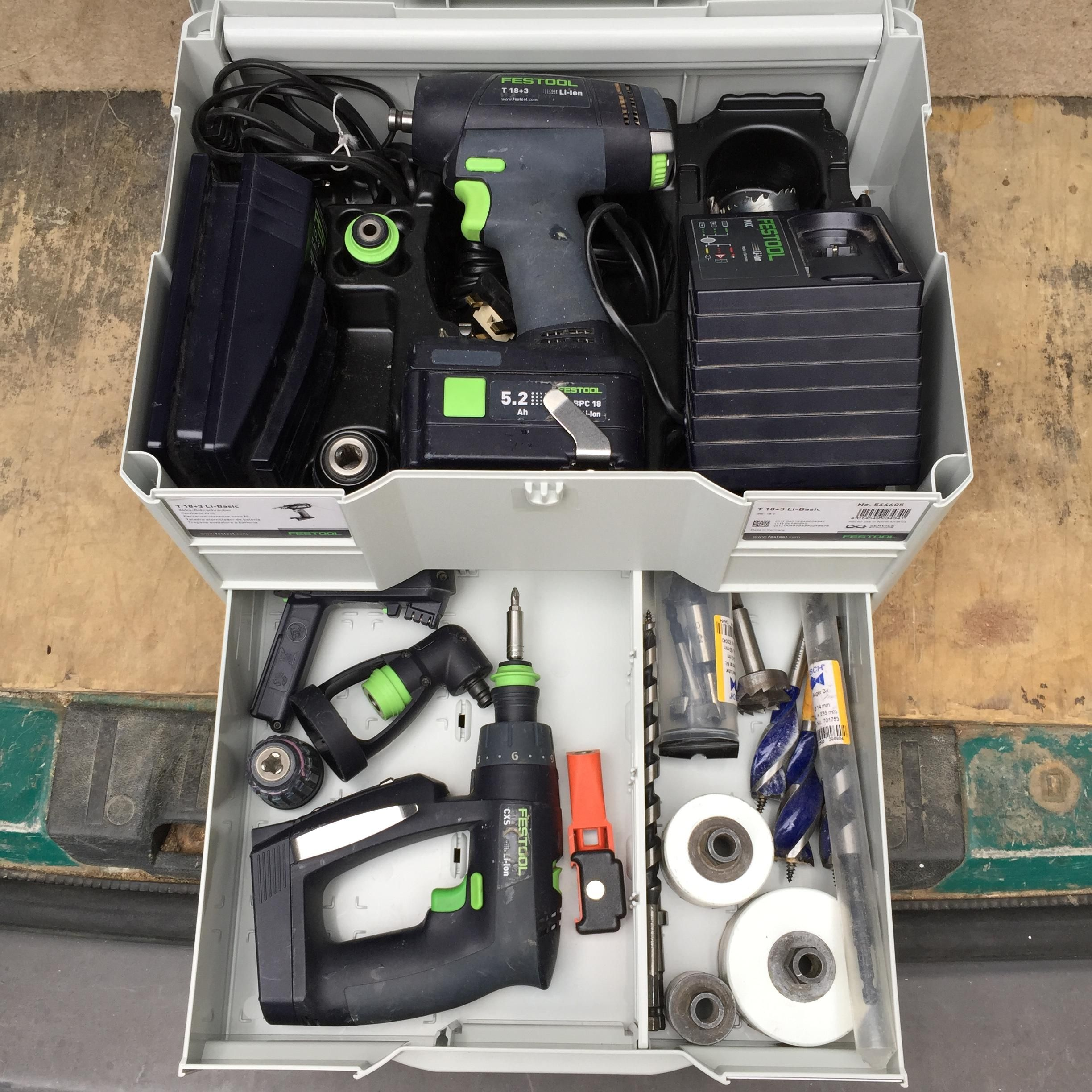 New Tanos T Loc Sortainer And Combi Systainers Festool Festool Systainer Tool Storage